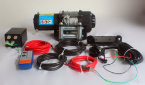 4X4 Recovery Electric Winch 4500lb 12V/24V pictures & photos