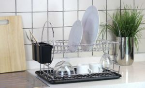 Bathroom Organization, Home Organization Closed Wire Shelving Systems pictures & photos