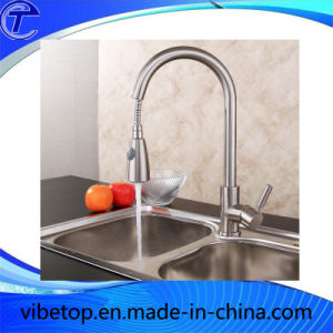 No. 1 Big Supplier for Bathroom Pull Faucet Sanitaryware pictures & photos
