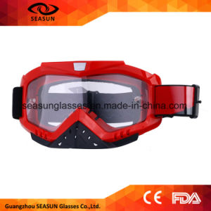 motorcycle Accessories Protective Gears Flexible Motorbike Glasses Motocross Goggles Mx Tinted UV pictures & photos