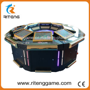 Gambling Supplier Video Game Electronic Roulette Table Casino Machine pictures & photos