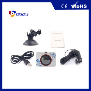 "2.4"" 120 Degree Wide-Angel Lens HD Video Recording Car Camera Night Vision Fuction Car DVR pictures & photos"