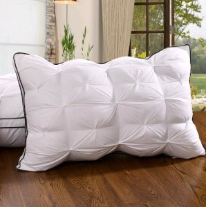 High Quality Microfiber Filling Wholesale Hotel Life Pillow Manufacturer pictures & photos