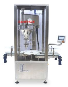 Automatic Rotary Canned Dry Powder Filling Machine pictures & photos