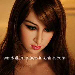 168cm Big Breast Real Silicone Doll Japanese Silicone Love Sex Doll pictures & photos