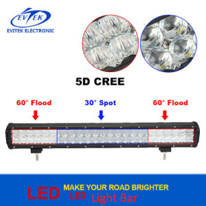 Dual Row 4X4 300W 36000lm LED Driving Spot Flood Combo Beam Vehicle LED Light Bar pictures & photos