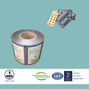 ISO/Fssc Certified Composite Film for Pharmaceutical Packaging pictures & photos