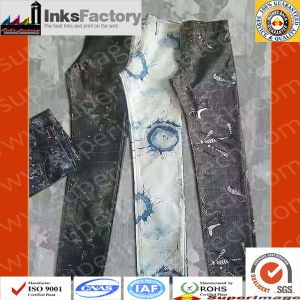 Cold Transfer Machine for Jeans Prints pictures & photos