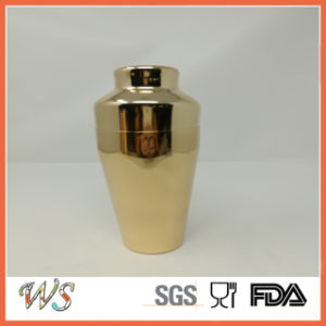Ws-Br12 Golden Electroplated High Quality Shaker pictures & photos