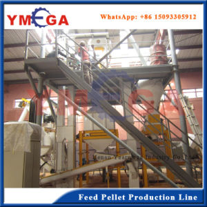 Complete Production Factory Big-Size Livestock Feed Processing Mill pictures & photos