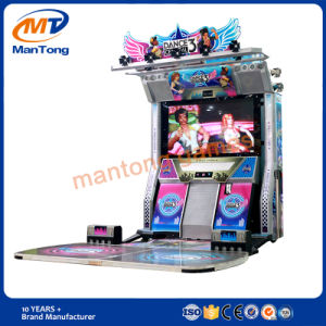 Hot Selling Coin Operated Dancing Game Machine pictures & photos