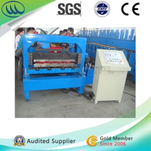 Steel Profile Roll Formimg Machine Building Material Making Machinery pictures & photos