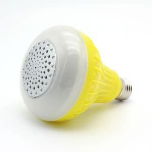 Portable Wireless Bluetooth Control Light Speaker Mini Smart LED Bulb Light pictures & photos