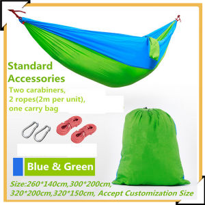 Hot Selling One Person Hanging Swinging Hammock pictures & photos