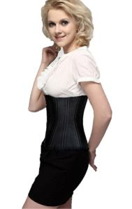 Lady Waist Trainer Waist Tummy Girdle Body Shaper Waist Trainer Corset pictures & photos