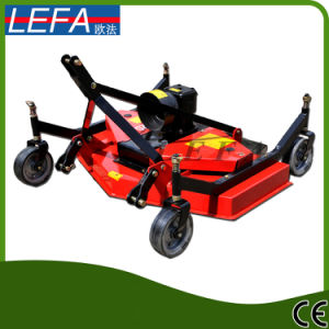 with 4 Wheels Lawn Mower Tractor Finish Mower (FM180) pictures & photos