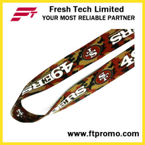 Cheapest Promotion Lanyard for Heat Transfer Printing pictures & photos