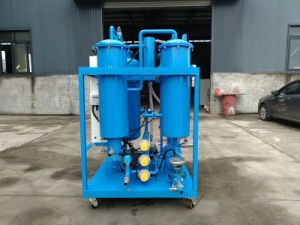 Used Vacuum Steam Gas Turbine Lube Oil Purifier (TY) pictures & photos