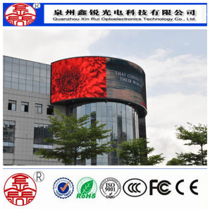 Hot Selling P10 Outdoor Full Color Advertising LED display Panel pictures & photos
