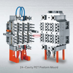 Demark High Performance Hot Runner24 Cav. Pet Preform Molds pictures & photos