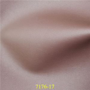 3 Years Hydrolysis Resistance BS7176 Flame-Retardant Synthetic PU Furniture Leather pictures & photos