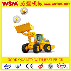 3.8 Tons Samll Loader for Mining Clearing and Excavators for Sand Excavation pictures & photos