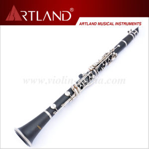 Professional Bb Ebonite Pipe Alto Clarinet (ACL5506) pictures & photos
