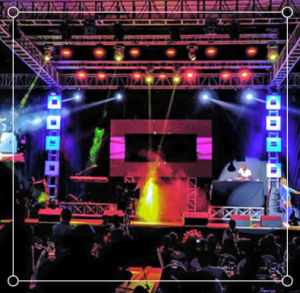 Live Event Outdoor Concert / Stadium PA Speakers China High End Sound System pictures & photos