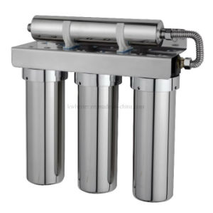 Magnetized Water Filter with Stainless Steel Sterilization Peculiar for Home pictures & photos