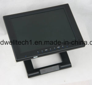 """10"""" 1024x600 LCD Touch HD Monitor with HDMI, YPbPr, VGA, DVI pictures & photos"""
