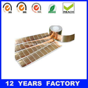 Online Wholesale Conductive Rolled Copper Foil Tape Roll pictures & photos