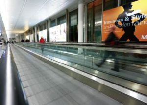 Moving Walk Safe Indoor Outdoor Passenger Elevator Airport pictures & photos
