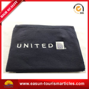 100% Microfiber Anti-Pilling Polar Fleece Blanket pictures & photos