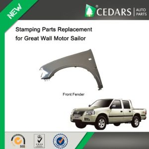 Stamping Parts Replacement Front Fender for Great Wall Sailor pictures & photos