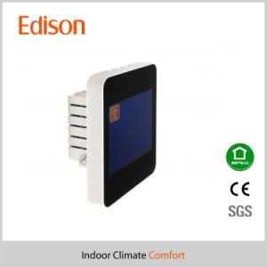 LCD Touch Screen Heating RS485 Modbus Programmable Room Thermostat (TX-928H-M) pictures & photos