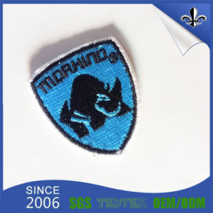 2017 China Factory Garment Custom Embroidery Patches pictures & photos