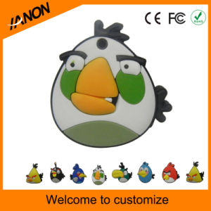 Customized PVC USB Flash Drive Birds Shape USB Pendrive pictures & photos
