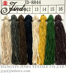 Acrylic Wool Blended Fancy Nep Yarn Jd8844 pictures & photos