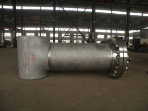 Stainless Steel F/Y Type Piping Filters pictures & photos