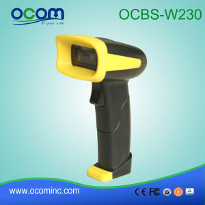Wireless 2D High Speed Bluetooth Qr Code Portable Barcode Scanner pictures & photos