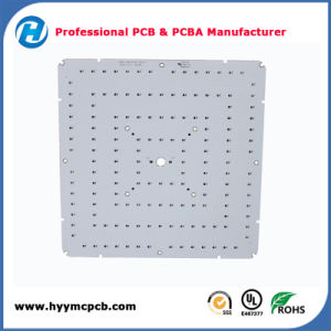 Lead-Free HASL Aluminum LED PCB Board with PCB Assembly Service pictures & photos