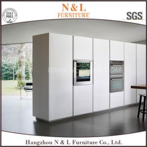 2017 New Style Modern Kitchen Cabinet Design Wooden Kitchen Furniture pictures & photos