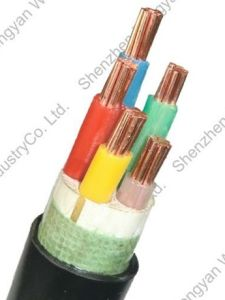 0.6/1kv Low Voltage XLPE Insulated Armoured Power Cable pictures & photos
