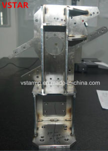 Bushing CNC Machining Part for Teleoperator Welding Part pictures & photos
