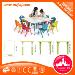 Kindergarten Table and Chairs, Study Set Kids Furniture pictures & photos