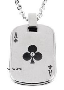 Dog Tag with Ribbon Logo pictures & photos