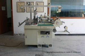 Wa220 Single-Seat Die Cutting Machine with Lower Noise pictures & photos