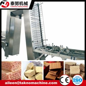 Chocolate Coated Wafer Production Machine pictures & photos