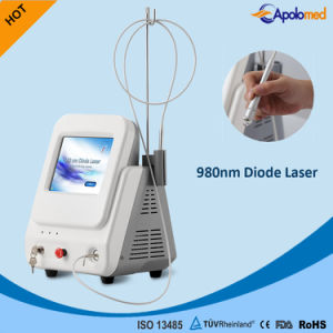 980nm Diode Laser Vascular Remove /High Frequency Spider Vein Removal pictures & photos