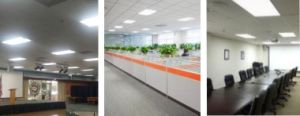 ETL Dlc 2X2 40W 2X2 LED Troffer Light Can Replace 120W HPS Mh 100-277VAC Ce RoHS pictures & photos